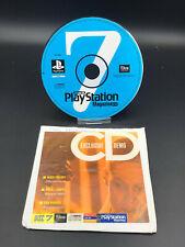OFFICIAL UK PS1 PLAYSTATION 1 MAGAZINE CD DEMO DISC 7 ALIEN TRILOGY