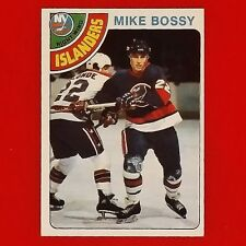 Mike Bossy (Rookie) - 1978/79 - Topps - New York Islanders - #115 - (NM+)
