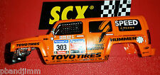"NEW SCX A10067X HUMMER H3 SUV ""GORDON"" Body - Lights Work"