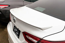 2018 and Up Unpainted Toyota Camry Factory Style Lipmount Spoiler
