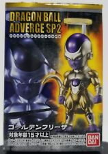Gold Frieza - Dragonball Adverge SP2 - US SELLER