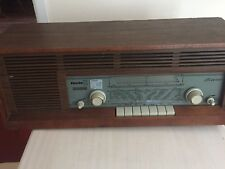 ANTIQUE COLECTABLE PHILLIPS SIRIUS 450 VALVE RADIO COLLECTORS PIECE OR PROP HIRE