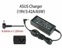 AC Adaptor Replacement Charger For ASUS Laptops 19V, 3.42A, 65W Different Pins