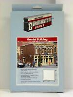 "WALTHERS/CORNERSTONE HO U/A ""GEMINI BUILDING"" PLASTIC MODEL KIT"