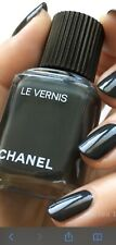 Authentic CHANEL Le Vernis Nail Colour 558 SARAGASSO DARK GREEN NEW