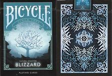 Blizzard Bicycle Playing Cards Poker Size Deck USPCC Custom Limited Edition New