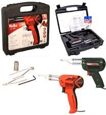 Industrial Soldering Gun Kit 120-Volt 140/100 260/200 300/200 -Watt Weller New