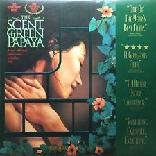 THE SCENT OF GREEN PAPAYA LASER DISC [1995]