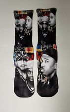 Custom A Tribe Called Quest dry Fit socks 90s hip hop rap nyc new york