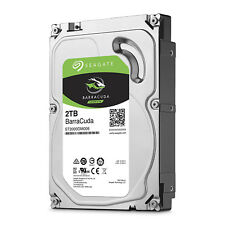 Seagate Barracuda 2tb SATAIII 2000gb Serial ATA III disco rigido interno