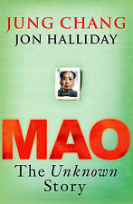 Mao: The Unknown Story, By Jung Chang, Jon Halliday,in Used but Acceptable condi