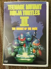 Teenage Mutant Ninja Turtles 2 - The Secret of the Ooze (Dvd, 2002)