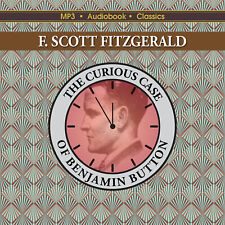 The Curious Case of Benjamin Button - MP3 CD Audiobook in CD jacket