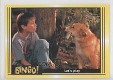 1991 Pacific Bingo! Movie #32 Let's play Non-Sports Card 0b6