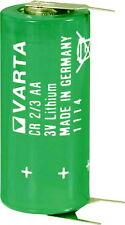 CR2-3 AA - 1350mAh - 3V Lithium mit Lötfahnen - VARTA - ABVERKAUF