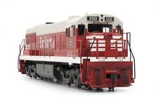 Rivarossi Burlington CB&Q GE U25C DCC Ready #550 HO Scale Locomotive HR2528