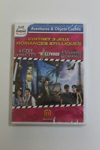 A Girl IN The City - Hollywood - A Vampire Romance. 3 Giochi PC Lingua Francese