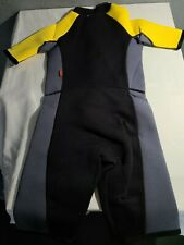 NRS Child's Large Youth Wetsuit Titanium Large Shorty Wetsuit