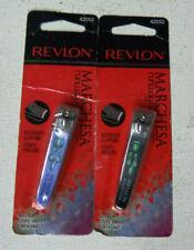 1 nail clip REVLON MARCHESA RUNWAY NAIL CLIPPERS 42052 NIP