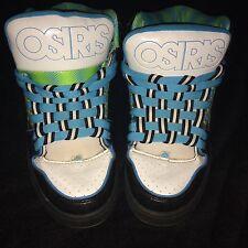 Girls Galaxy Osiris Shoes Size 8.5