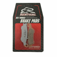 Renthal RC-1 Off Road Racing Front Brake Pads - Husqvarna TE 300 2014-2018