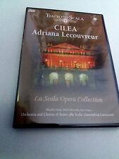 """GIANAND GAVAZZENI """"CILEA ADRIANA LECOUVREUR"""" DVD TEATRO ALLA SCALA MIRELLA FRENI"""