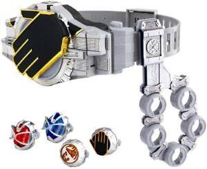 KamenRider Wizard Transformation Belt DX Wizard Driver&DX Wizard Ring Holder Set