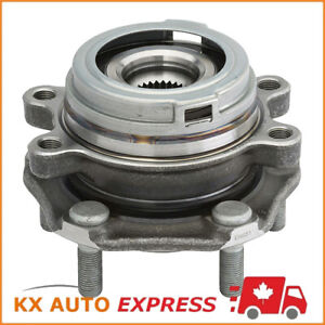 FRONT Wheel Bearing & Hub Assembly for Nissan Altima 2.5L 2007-2012