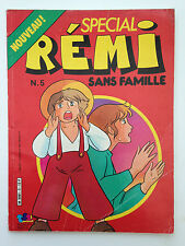 REMI SANS FAMILLE SPECIAL N°5 // ED. EDIT BOYS 1983
