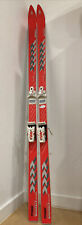 Volkl Zebra Super 190cm Snow Skis Tyrolia 480 Bindings West-Germany