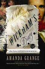 Wickham's Diary by Amanda Grange (Paperback, 2011)