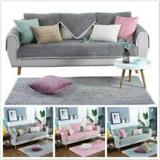 Living Room Thicken Non-slip Slipcover Sofa Couch Mat Stretch Protector CO
