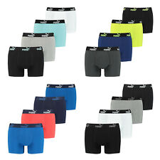 12 er Pack Puma Boxer Boxershorts Herren Unterwäsche sportliche Retro Pants