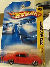 Hot Wheels '69 Dodge Coronet Super Bee 2008 New Models Red