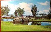 Vintage Postcard 1971 Liliuokalani Park - Located In Hilo Bay
