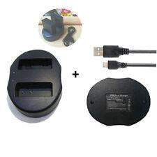 Battery USB Charger DMW-BLC12 fr Panasonic Lumix DMC-FZ1000 FZ2000 FZ2500 FZ300