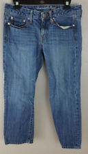 American Eagle Womens Denim Jeans Boy Fit  size 4