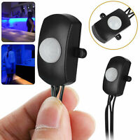 US 5-24V Ceiling Auto PIR Infrared Body Motion Sensor Detector Lamp Light Switch