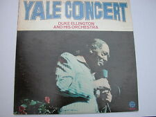 Duke Ellington & His Orchestra–Yale Concert LP, US prs