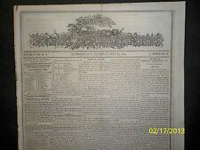 MOORES RURAL NEW YORKER - FARMING / J. AUDUBON  1851