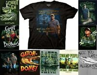 Swamp People T-Shirts Troy Landry Choot Em Swamp King Queen - Assorted Styles