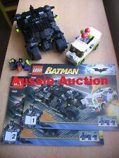 LEGO 7888 Batman - The Tumbler: Joker's Ice Cream Surprise [RARE]