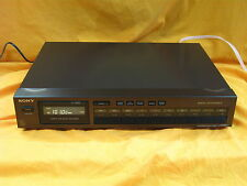 Sony ST S 222 ES Stereo Tuner
