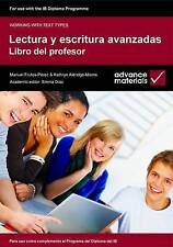 USED (GD) Lectura y Escritura Avanzadas Teacher's Book (Working with Text Types)