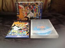 Gotcha fuerza Nintendo Gamecube GCN Wii Ntsc J Japón Capcom Gatcha fuerza Capcom