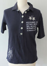 LA MARTINA cooles Polo Shirt Gr. L 40 kurzarm Stretch TOP