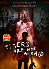 Tigers Are Not Afraid (DVD, 2020) NEW*  Horror, Thriller, Fantasy  FREE SHIPPING