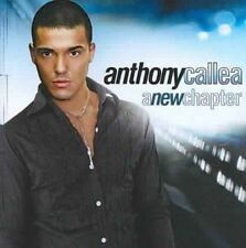 Anthony Callea A New Chapter  (CD, Nov-2006, Sony BMG)