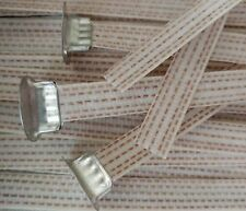 Ribbon Candle Wick - Sample Pack - Cotton Wicks - Wholesale Candle Supplies