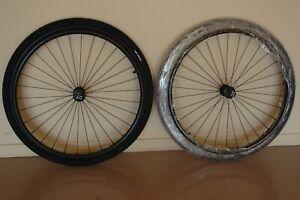 "NEW Pair of TiLite 24"" wheels - tires - handrims  - PRICED RIGHT !!"